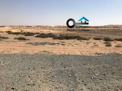 Industrial Land for Sale in Al Saja, Sharjah - Land for sale big size  in the Sajaa industrial area in Sharjah on