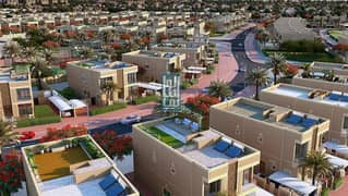 luxury villa by falcon city 4-5-6 bedroom with amazing payment plan installment up to 20 years. .