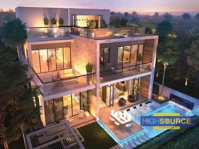 فیلا 5 غرف نوم للبيع في داماك هيلز (أكويا من داماك)، دبي - Golf Facing Villas | Luxury 5 Bedroom | Melrose Ltd. Edition