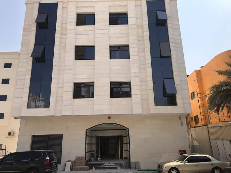 Building for sale in Ajman with a great location