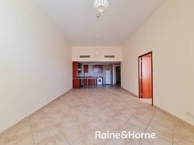 1 Bedroom Apartment for Rent in Motor City, Dubai - One Bed with Terrace | Pool & Garden Views