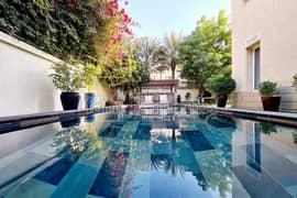 فیلا في قطاع E تلال الإمارات 7 غرف 17999988 درهم - 5001342