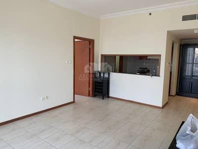 1 Bedroom Apartment for Rent in Jumeirah Lake Towers (JLT), Dubai - Elegant 1 BR | Unfurnished & Clean | Lake View