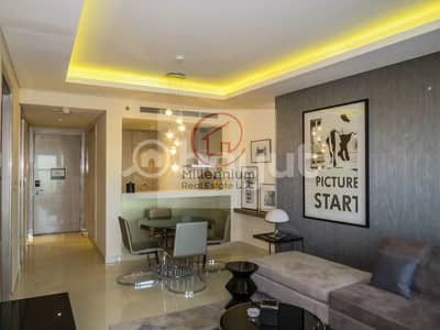 2 Bedroom Flat for Rent in Business Bay, Dubai - 1BED DAMAC Towers by Paramount Hotels