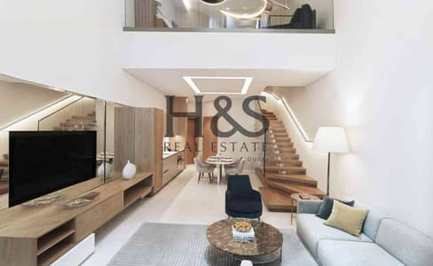1 Bedroom Apartment for Sale in Business Bay, Dubai - Duplex I Modern Style Apt I Burj Khalifa View