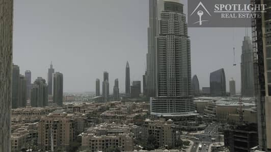Spacious Furnished Studio  For Rent In Down Town Burj Al Noujoum