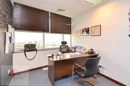 Office Available for Rent in Mazaya BB2