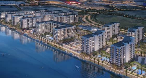 Studio for Sale in Yas Island, Abu Dhabi - Best Price | Handover Soon | Yas Island Living
