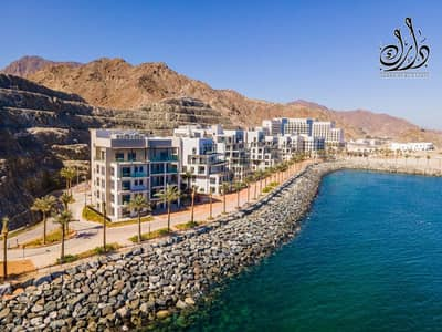 2 Bedroom Apartment for Sale in Eagle Hills Fujairah Beach, Fujairah - For sale  Amazing 2-bedroom Floating Seahorse Villa
