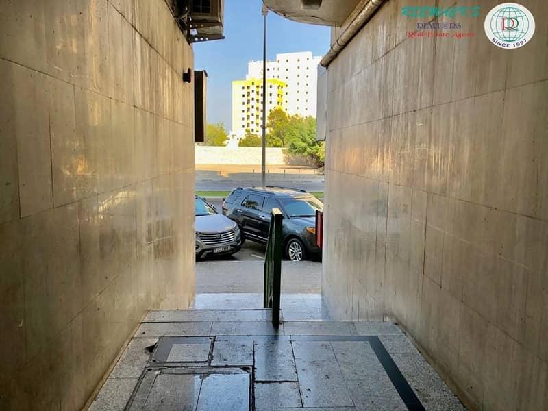 21 2 B/R Hall flat with 1 & half bath and balcony,  Sea view in Corniche area, Al jubail