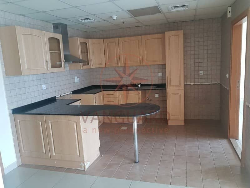 2 Unfurnished Open Kitchen Large 1Bedroom in Armada
