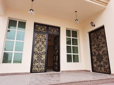 4 Bedroom Villa for Rent in Mohammed Bin Zayed City, Abu Dhabi - HUGE 4BHK WITH MAID ROOM VILLA IN COMPOUND