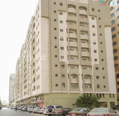 Shop for Rent in Bu Daniq, Sharjah - SINGLE DOOR SHOP WITH MEZZANINE FLOOR IN BU DANIQ AREA