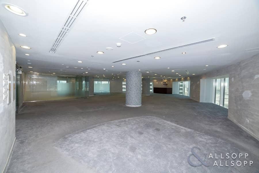 Full Floor Unit | Close to Metro | Partitioned