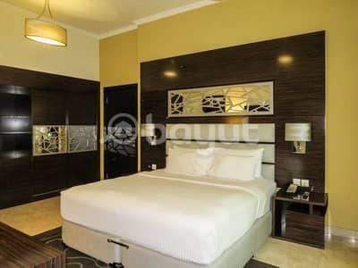 شقة فندقية 2 غرفة نوم للايجار في مدينة دبي للإنتاج، دبي - شقة فندقية في فندق غايا جراند مدينة دبي للإنتاج 2 غرف 143000 درهم - 4698959