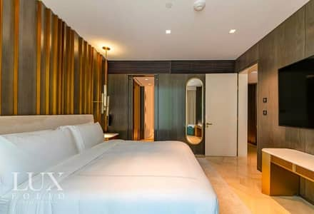 فلیٹ 2 غرفة نوم للبيع في نخلة جميرا، دبي - Private Garden & Pool. 2BR + Maids. Call now