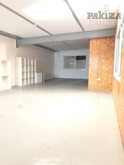 Warehouse for Rent in Al Quoz, Dubai - Tax Free | Lowest Price For 4700 Sqft Warehouse Cum Office In Central Location