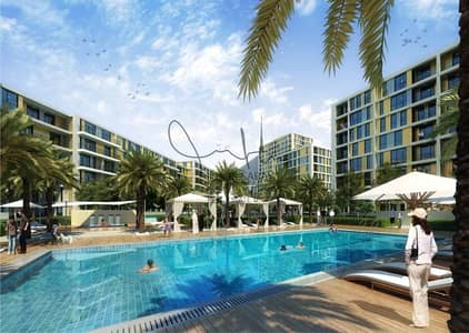 فلیٹ 1 غرفة نوم للبيع في مدينة دبي للإنتاج، دبي - Pay only 125 thousand and move in immediately and pay the rest in installments for 8 years