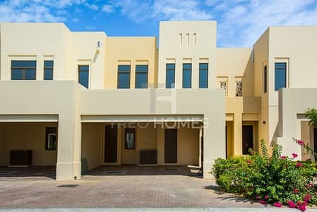 3 Bedroom Townhouse for Rent in Reem, Dubai - Pool and park | landscaped | available soon