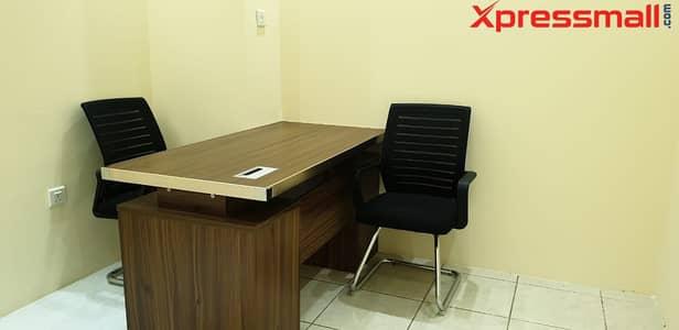 مکتب  للايجار في شارع حمدان، أبوظبي - Perfect Location to Start your Business!Available Furnished Offices at 8