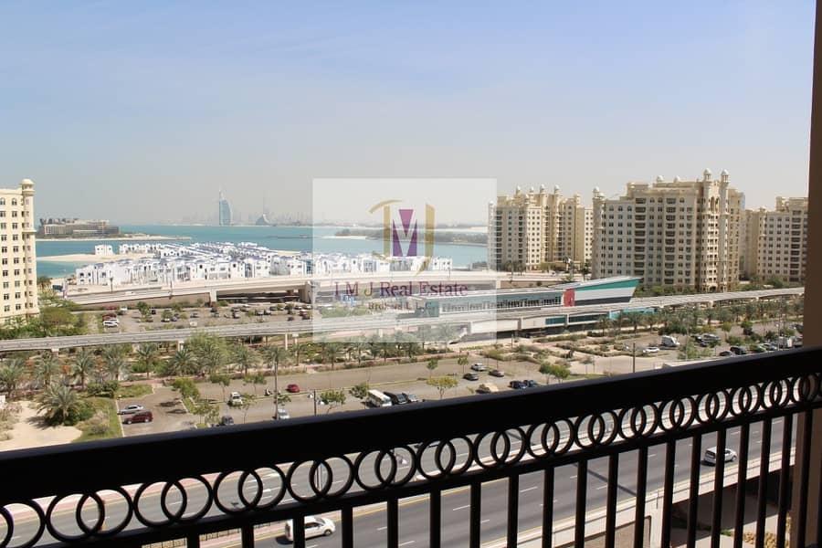 Sea View | 1BR Apartment for Sale | Fairmont