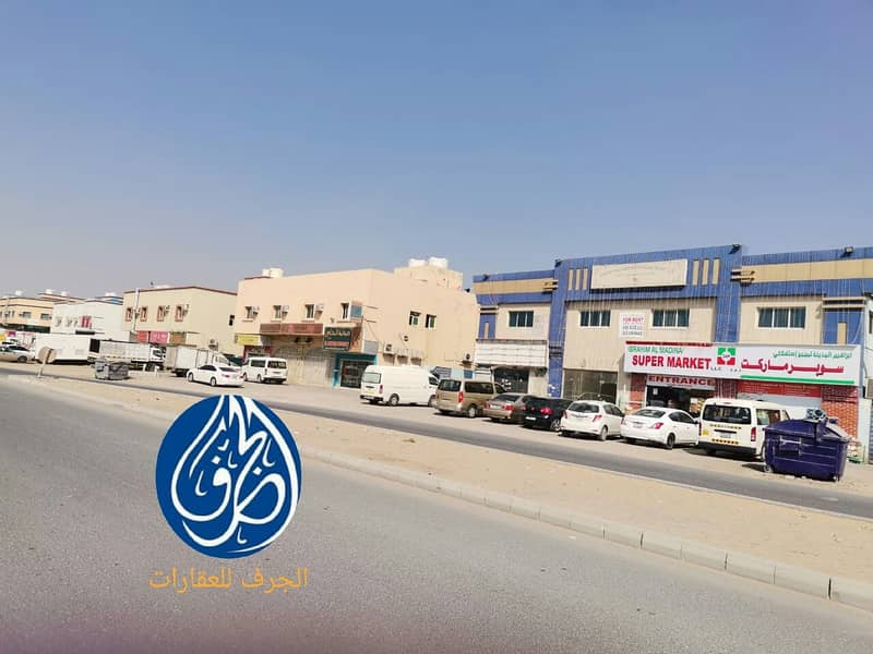 Industrial sale in Ajman Algarve area Freehold With electricity and water