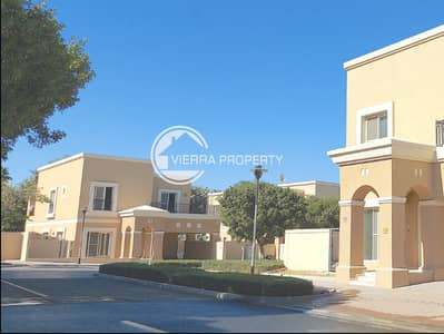 4 Bedroom Villa for Rent in Dubai Silicon Oasis, Dubai - Community View | With Free One Month and Maintenance