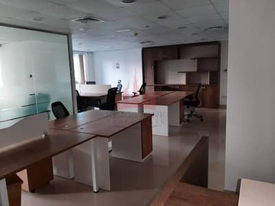 Fully Fitted Office in JBC 2 JLT for Rent