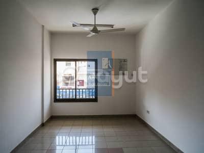 Studio for Rent in Bur Dubai, Dubai - BIG STUDIO WITH DISCOUNTED PRICE IN AL FAHIDI!