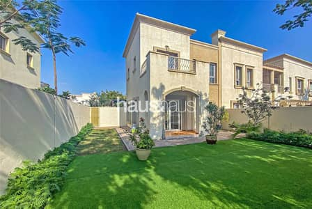 2 Bedroom Villa for Rent in The Springs, Dubai - Upgraded | Type 4E | Single Row