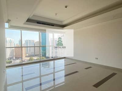 4 Bedroom Apartment for Rent in Corniche Area, Abu Dhabi - Prime location/maid room/natural bright/corniche area