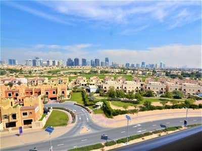 3 Bedroom Apartment for Rent in Dubai Sports City, Dubai - Golf Course View | Fully Furnished | Best Deal