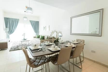 3 Bedroom Flat for Sale in Al Sawan, Ajman - 5% Move In & Pay In 7 Years I Brand New Unlimited Amenities
