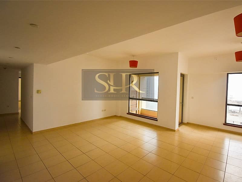 Stunning Sea View | 3 Bedroom +Maid | Vacant
