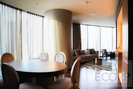 فلیٹ 2 غرفة نوم للايجار في وسط مدينة دبي، دبي - DIFC & Fountain View   Furnished   Compelling 2BR