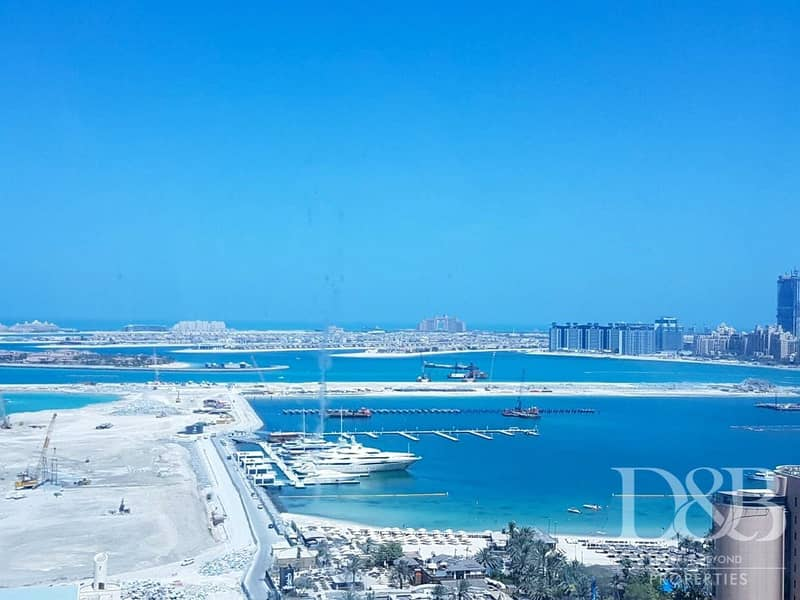 10 Newly Upgraded | High Floor | Sea View