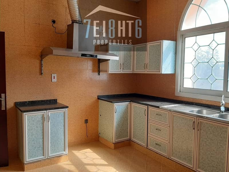 20 Amazing property:  4 b/r good quality independent villa + large garden for rent in Warqaa 4