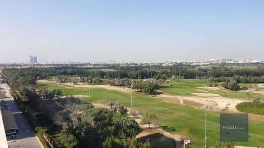 Available   Golf course view   balcony