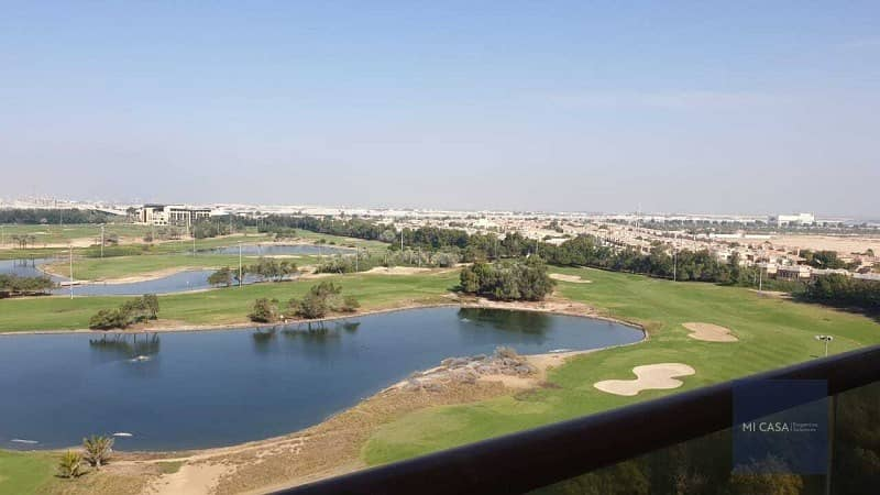 2 Available   Golf course view   balcony