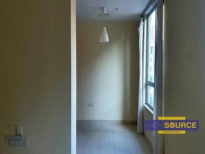 FULL FACILITIES BUILDING ONE BEDROOM WITH KITCHEN APPLIANCES  FOR RENT IN BURJ RESIDENCE 07 DOWNTOWN