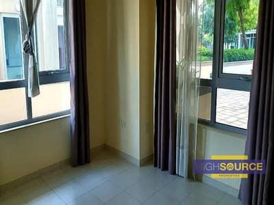 فلیٹ 1 غرفة نوم للايجار في وسط مدينة دبي، دبي - FULL FACILITIES BUILDING ONE BEDROOM WITH KITCHEN APPLIANCES  FOR RENT IN BURJ RESIDENCE 07 DOWNTOWN