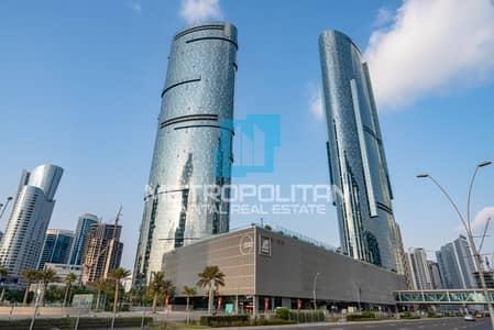 فلیٹ 1 غرفة نوم للبيع في جزيرة الريم، أبوظبي - Hot Deal | Pool View| Vacant| Prime Renowned Tower