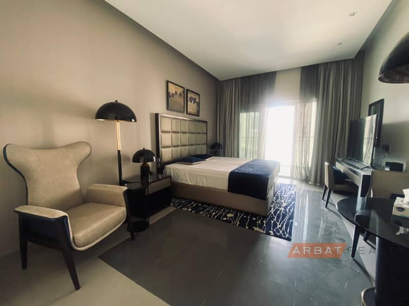 Luxurious | Furnished| Canal View | Vacant