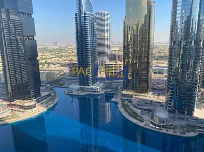 شقة 1 غرفة نوم للبيع في أبراج بحيرات الجميرا، دبي - Next to the Metro  - Amazing Full Lake View