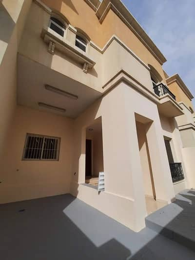 3 Bedroom Villa for Rent in Mohammed Bin Zayed City, Abu Dhabi - LAVISH 3 MASTER BEDROOMS VILLA WITH MAID ROOM PRIVATE YARD FOR RENT AT MBZ 105K