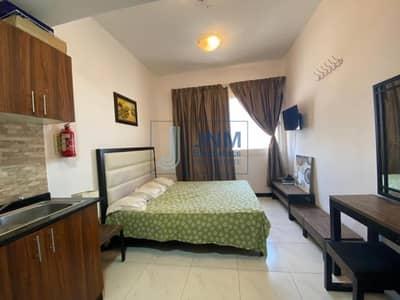 استوديو  للايجار في قرية جميرا الدائرية، دبي - Fully Furnished | Lower Floor | Community View