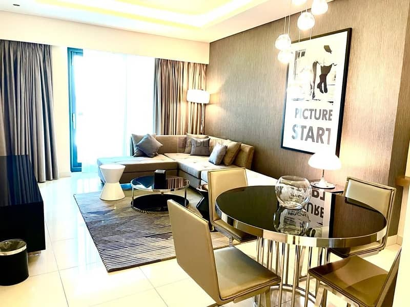 2 Brand New with Burj View| Mid Floor-Great investment