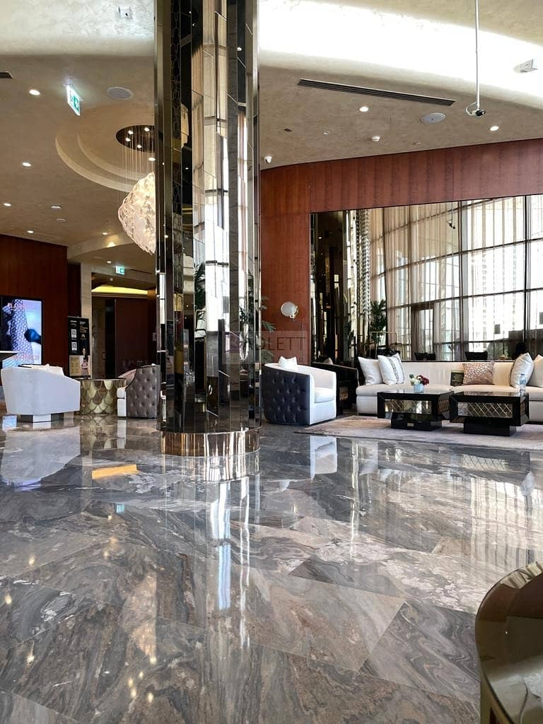 14 Brand New with Burj View| Mid Floor-Great investment