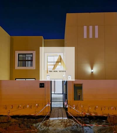 3 Bedroom Townhouse for Sale in Al Rahmaniya, Sharjah - 3BHK Townhouse with Gated Community  With Flexible Payment Plan