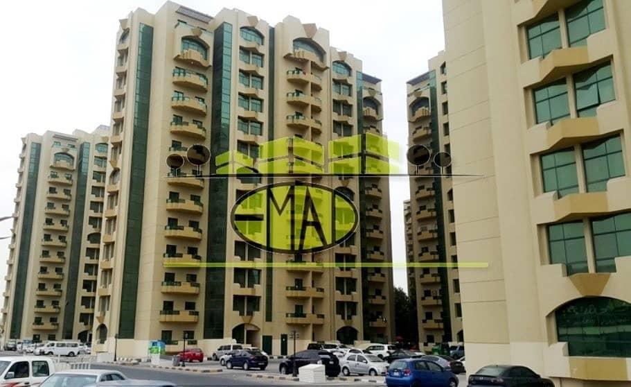 Rashidiya Towers: 2 Bed Hall 1566 sqft Luxurious & Spacious